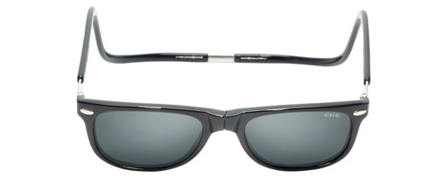 Clic Magnetic Polarized Sunglasses Ashbury Style :: Wide Fit