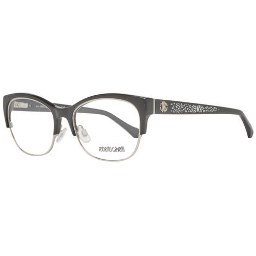 Roberto Cavalli Designer Eyeglasses RC5023-001 in Black 54mm :: Custom Left & Right Lens