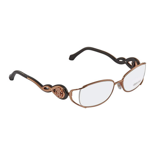 Roberto Cavalli Designer Reading Glasses RC5028-028 in Gold 53mm