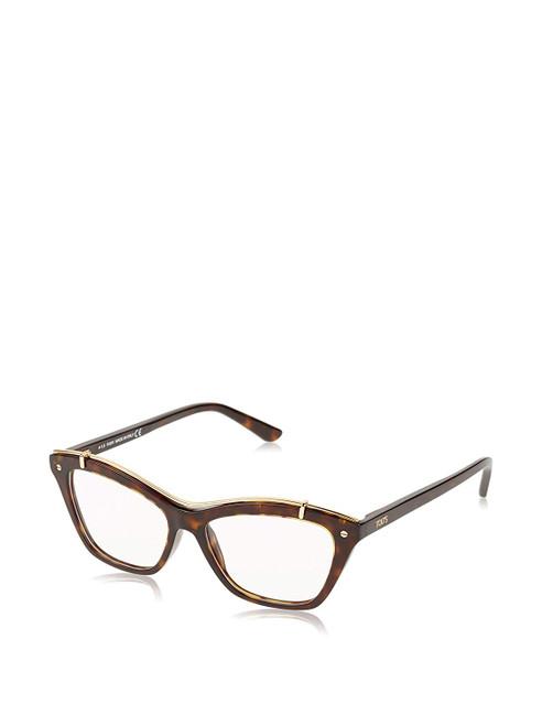 Tod's Designer Eyeglasses TO5128-052 in Tortoise 52mm :: Custom Left & Right Lens