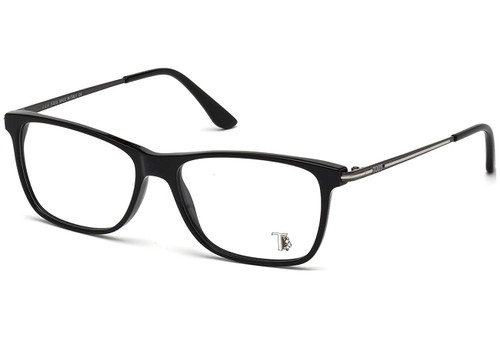 Tod's Designer Eyeglasses TO5134-001 in Black 54mm :: Rx Bi-Focal