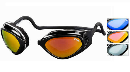 Clic Magnetic Sunglasses Goggle Style :: Small Fit (Childrens Size)