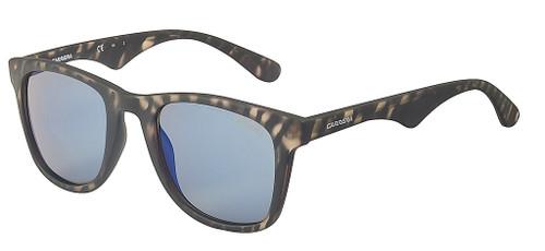 Carrera 89223 Grey Stripe Retro Sunglasses
