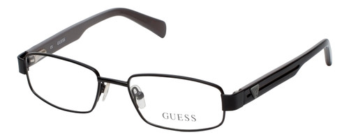 Guess Designer Eyeglasses GU9101-B84 in Matte Black 47mm :: Rx Single Vision