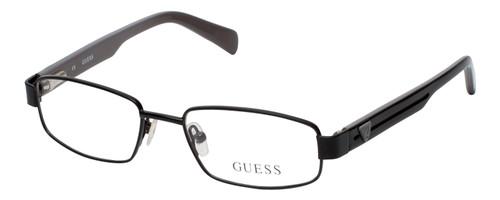 Guess Designer Eyeglasses GU9101-B84 in Matte Black 47mm :: Custom Left & Right Lens
