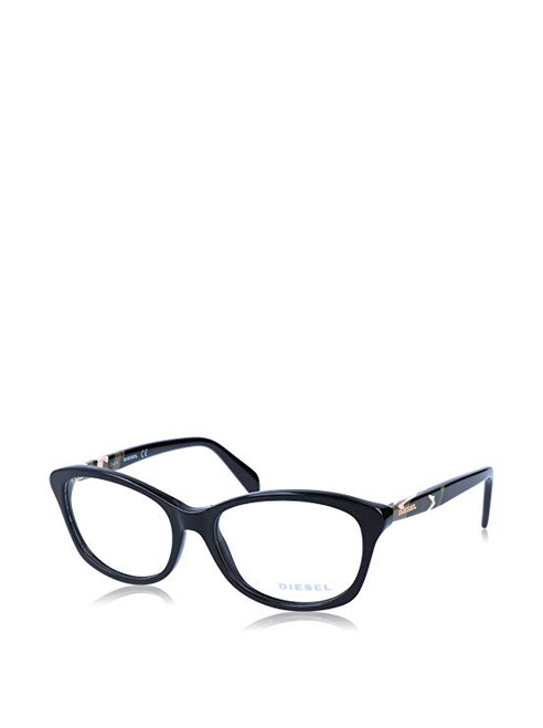 Diesel Designer Reading Glasses DL5088-A01 in Black 53mm