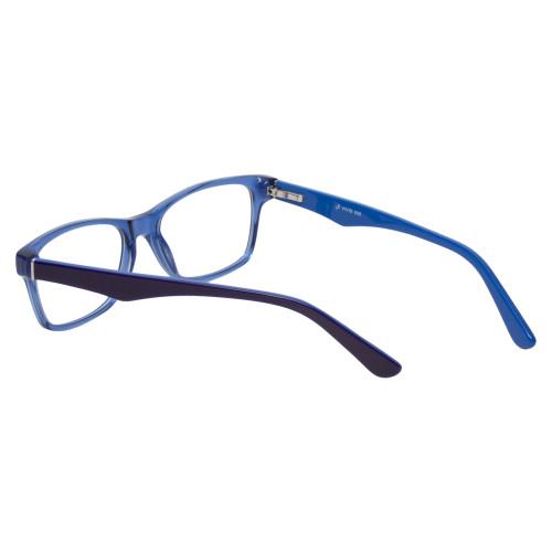 Calabria Viv 820 Designer Eyeglasses in Blue :: Rx Single Vision