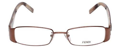 Fendi Designer Eyeglasses F892-212 in Bronze 52mm :: Custom Left & Right Lens