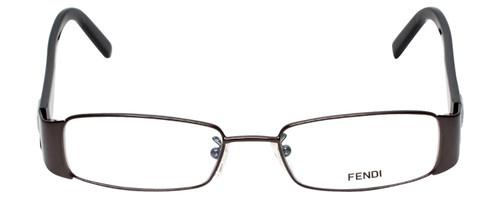 Fendi Designer Eyeglasses F892-035 in Black 52mm :: Custom Left & Right Lens