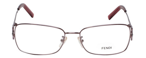 Fendi Designer Eyeglasses F682R-660 in Lavender Gold 55mm :: Progressive