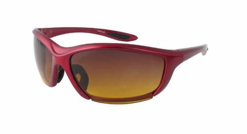 Calabria Golf Sport Sunglasses 5064 in Red