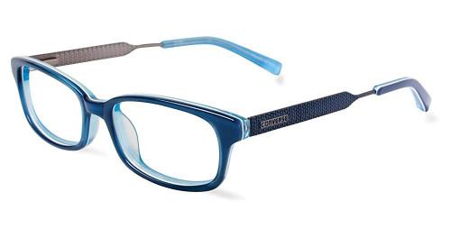 Converse Designer Reading Glasses K021-BLU in Blue 47mm