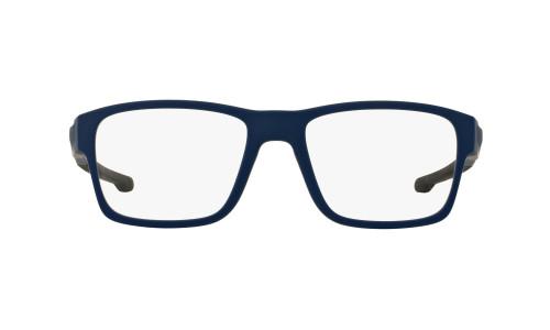 Oakley Designer Eyeglasses OX8077-0754 in Universe Blue 54mm :: Custom Left & Right Lens