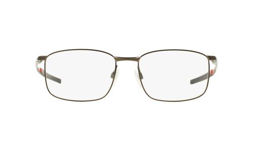 Oakley Designer Eyeglasses OX3204-0353 in Polished Cement 53mm :: Custom Left & Right Lens