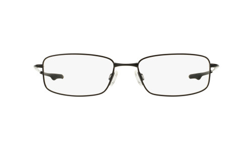 Oakley Designer Eyeglasses OX3125-0153 in Polished Black 53mm :: Custom Left & Right Lens