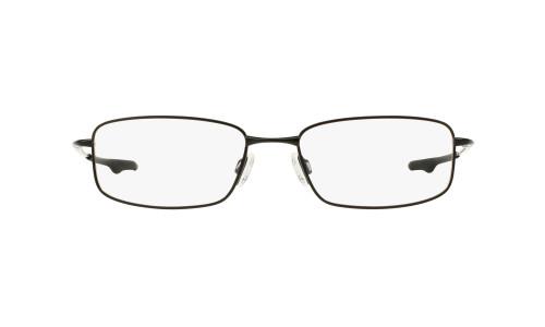 Oakley Designer Eyeglasses OX3125-0153 in Polished Black 53mm :: Rx Bi-Focal