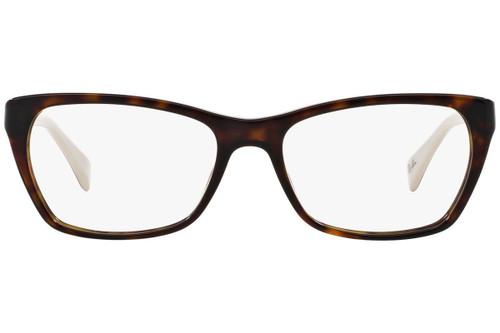 Ray Ban Prescription Eyeglasses RX5298-5549-51 Havana 51mm Progressive Lens