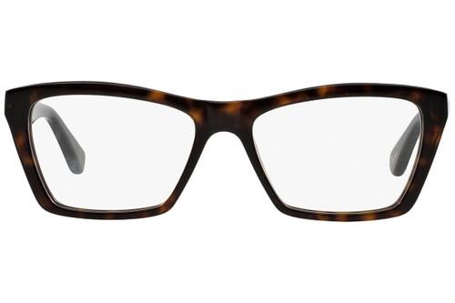 Ray Ban Prescription Eyeglasses RX5316-2012 Dark Havana 53mm Progressive Lens