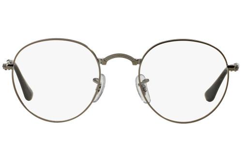 Ray Ban Designer Folding Eyeglasses RX3532V-2502-47 Gunmetal 47mm Rx Bi-Focal