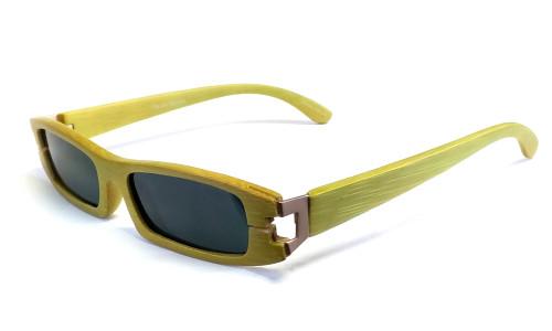 Moda Vision Bamboo 63 Polarized Sunglasses