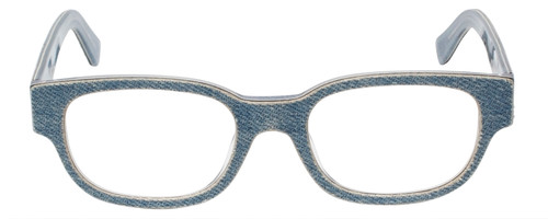 EyeBobs Bossy Designer Reading Eye Glasses in Blue Jean 2418-10 51mm