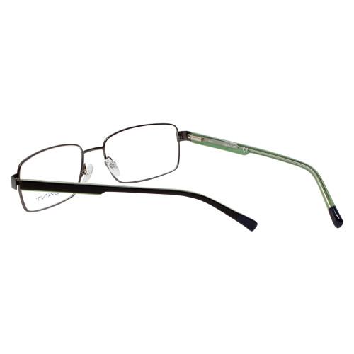 Gant Designer Reading Eye Glasses in Gunmetal/Black Green GA3102 009 58mm