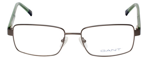 Gant Prescription Eyeglasses GA3102 009 Gunmetal 58mm Rx Bi-Focal Lens