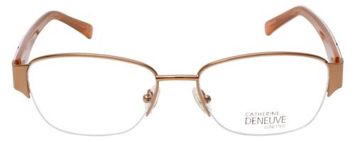 Catherine Deneuve Reading Eye Glasses Bronze/Marble Crystal Tortoise CD0406 032