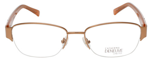 Catherine Deneuve Prescription Eyeglasses CD0406 032 54 mm in Gold  Rx Bi-Focal