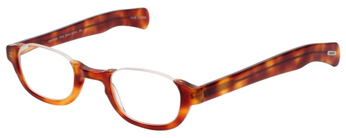 VIP EyeBobs Fish Bowl Designer Reading Eye Glasses 2134-T6 in Tortoise 44mm