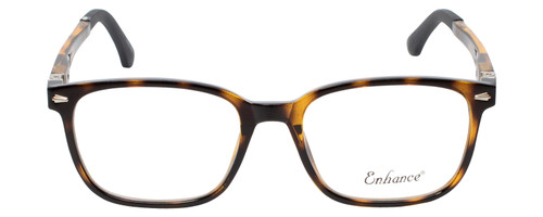 Enhance Kids Prescription Glasses EN4118 48mm Havana Tortoise/Matte Black Custom