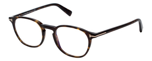 Tom Ford Designer Reading Glasses FT5583B-052 in Tortoise 50mm