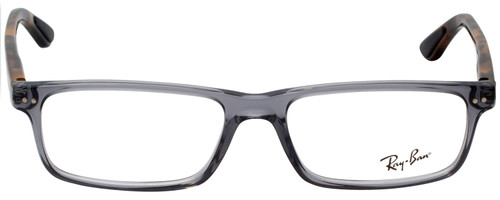 Ray Ban Prescription Eyeglasses RB5277-5629-54 mm Crystal Smoke/Havana Tortoise