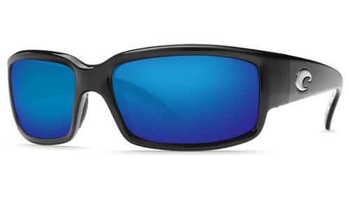Black & Blue Mirror Lens