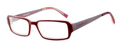 Converse Eyewear Collection Merge in Burgundy