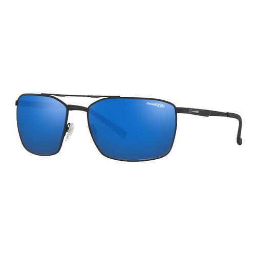 Arnette Maboneng AN3080 Sunglasses in Black Frames/Blue Lens 62mm
