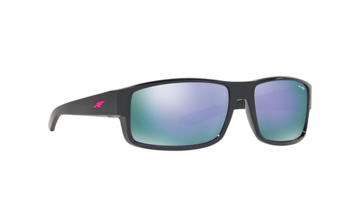 Arnette Boxcar AN4224 Sunglasses in Black Frames/Grey Violet Lens 59mm