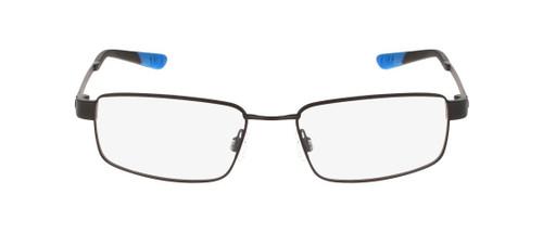 Nike Reading Eye Glasses 4270-007 in Satin Black & Blue Frames 54 mm RX SV