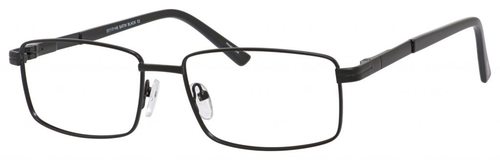 Dale Earnhardt, Jr Designer Eyeglasses 6806 in Satin Black 57mm Bi-Focal