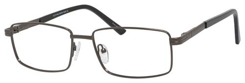 Dale Earnhardt, Jr Designer Eyeglasses 6806 in Satin Gunmetal 57mm Custom Lens