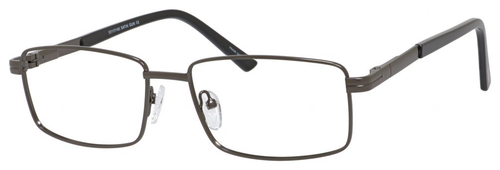Dale Earnhardt, Jr Designer Eyeglasses 6806 in Satin Gunmetal 57mm Bi-Focal