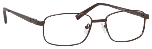 Dale Earnhardt, Jr Designer Eyeglasses 6814 in Satin Brown 54mm RX SV