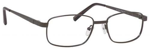 Dale Earnhardt, Jr Designer Eyeglasses 6814 in Satin Gunmetal 54mm Custom Lens
