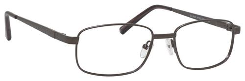 Dale Earnhardt, Jr Designer Eyeglasses 6814 in Satin Gunmetal 54mm Bi-Focal