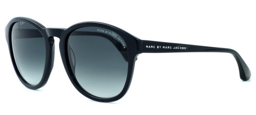 Marc by Marc Jacobs 213/S Designer Sunglasses in Black with Gradient Lens (807/JJ)