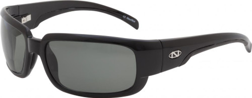 Ono's™™ Polarized Sunglasses: Araya in Black & Grey