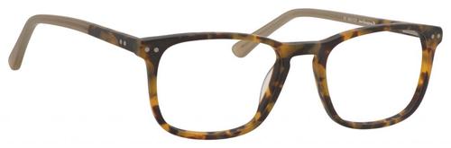 Esquire Unisex EQ1556 Oval Eyeglasses in Antique Tortoise Marble 51 mm