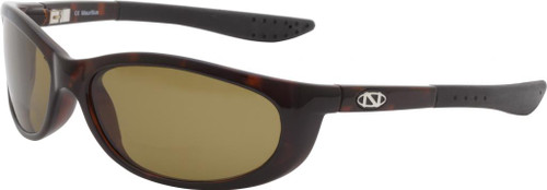Ono's™™ Polarized Sunglasses: Sand Island in Tortoise & Amber