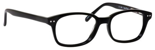 Ernest Hemingway H4602 Unisex Blue Light Filter+A/R Lenses Eyeglasses Black 50 mm