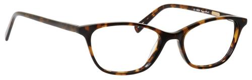 Ernest Hemingway H4666 Unisex Oval Frame Eyeglasses in Tortoise 49 mm